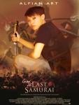 Poster Gakje Last Samurai
